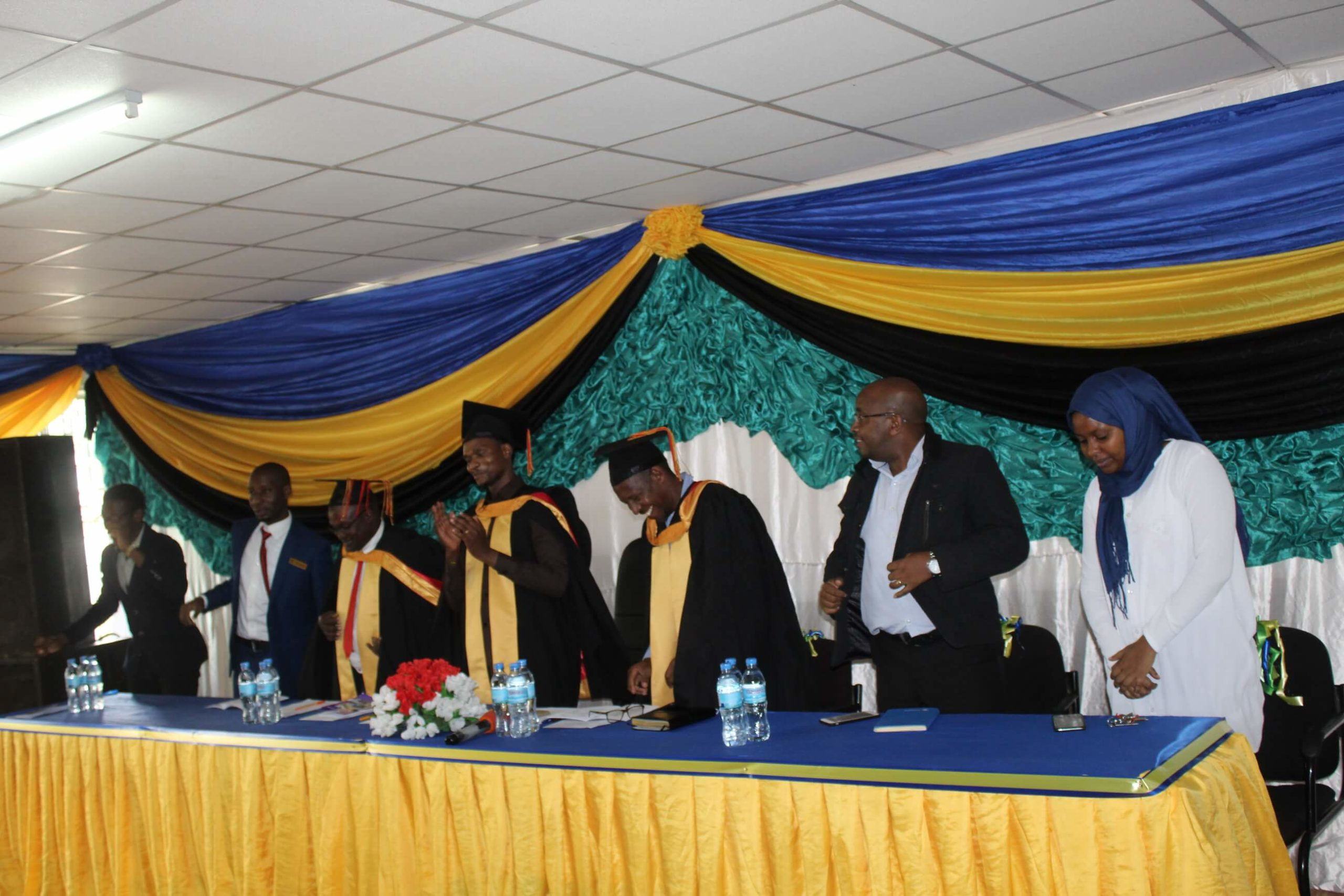Why not join our partners in celebrating the graduation of our students?